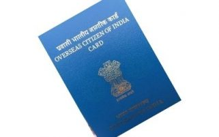 OCI Card India