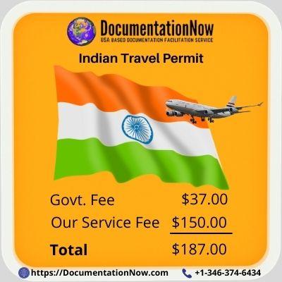 Indian Travel Permit