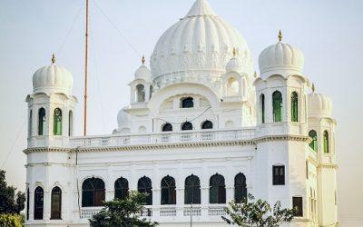 The Kartarpur Sahib